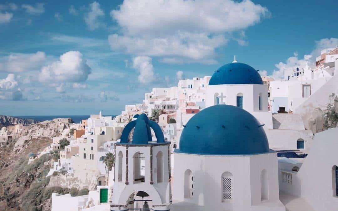 2 WEEKS IN GREECE