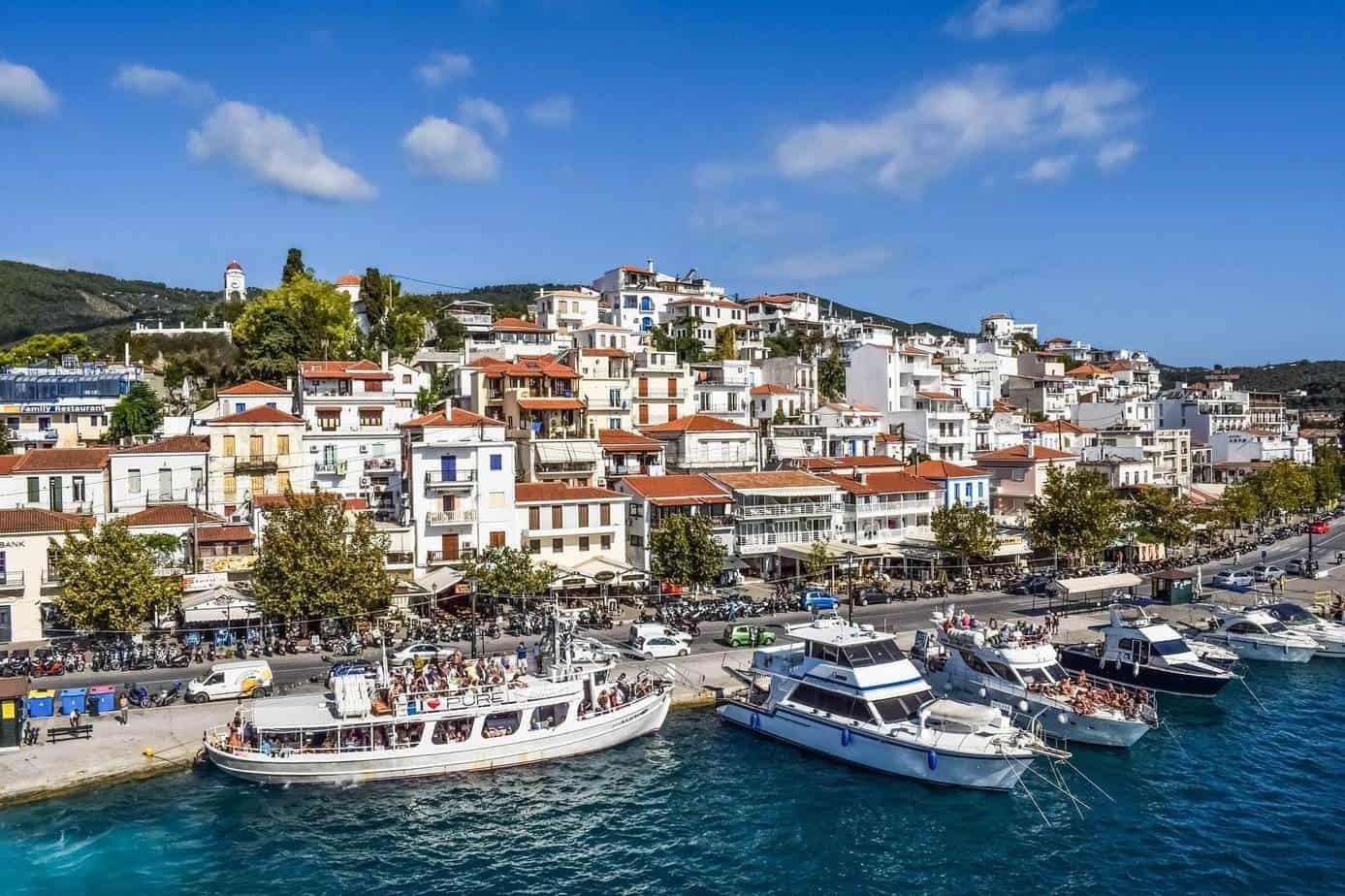 transport in greece