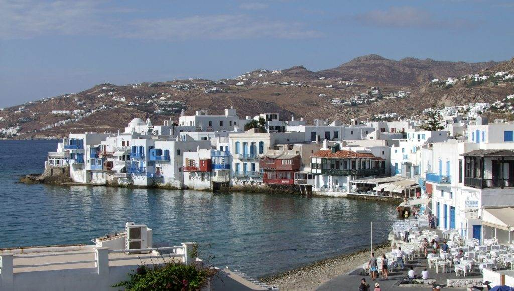 day trips from paros