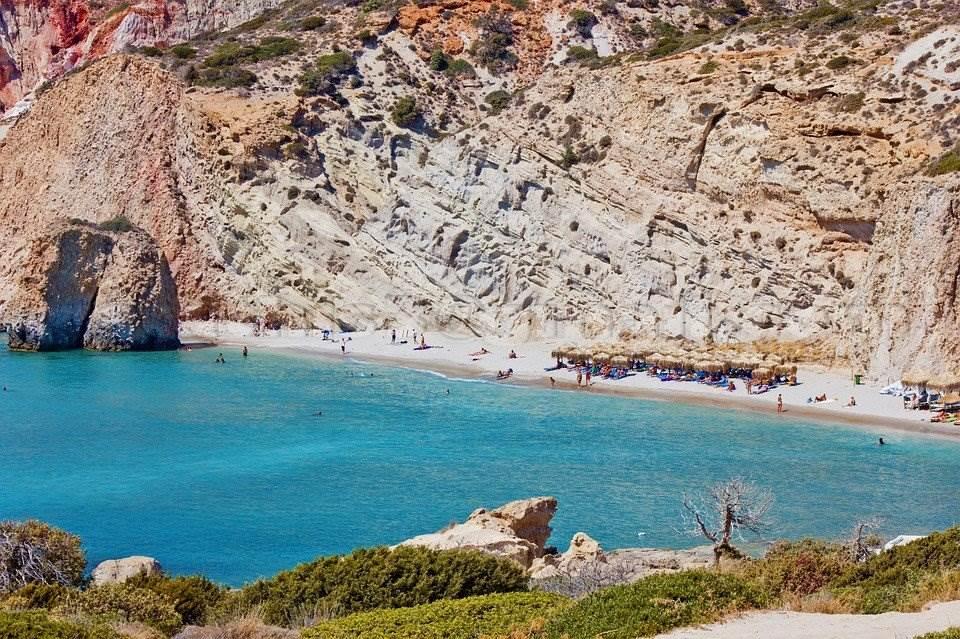 best beaches in Naxos