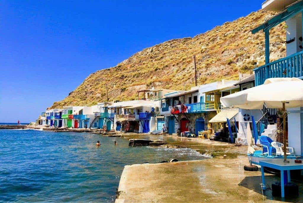 unique places to stay in Greece