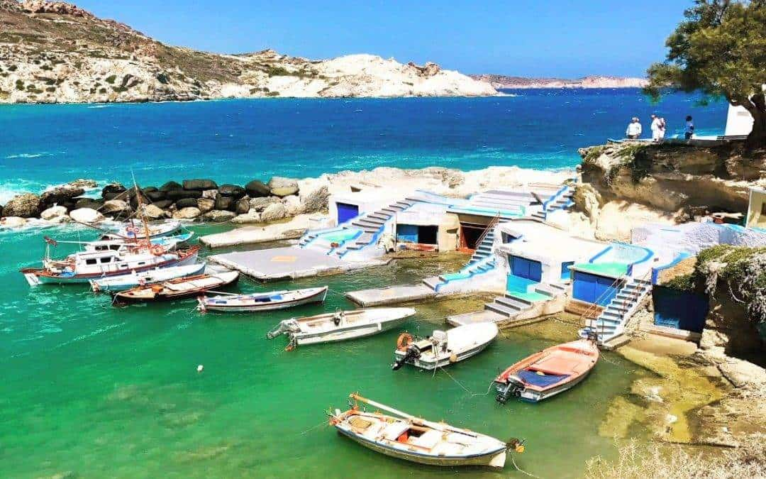 THINGS TO DO IN MILOS