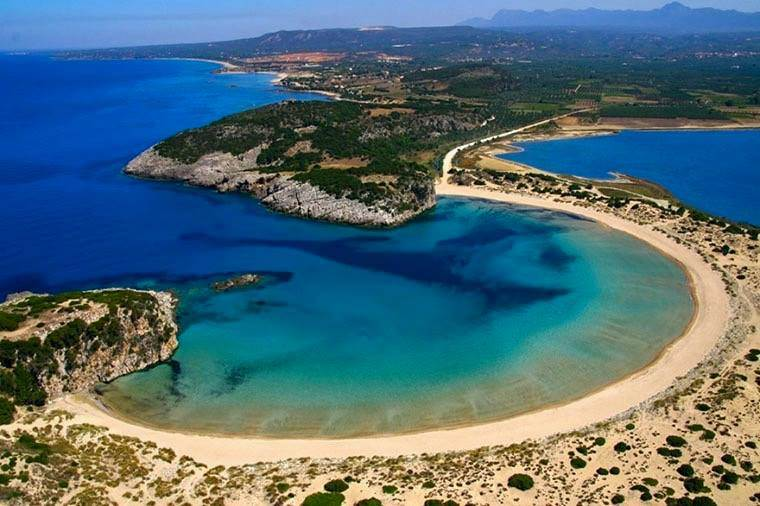THE MOST BEAUTIFUL PELOPONNESE BEACHES