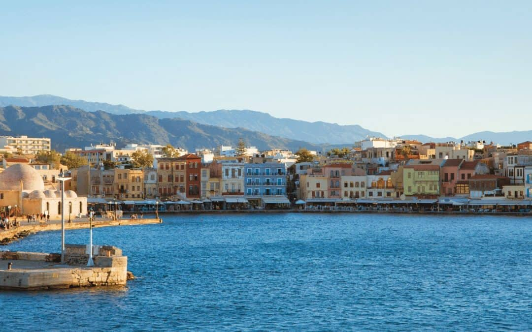 WHERE TO STAY ON CRETE