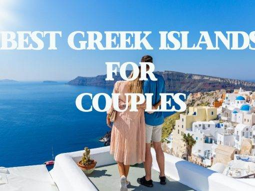 romantic greek island