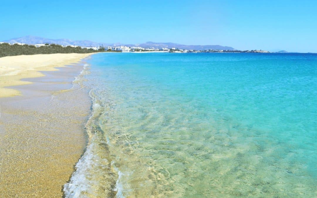 WHAT ARE THE BEST BEACHES IN NAXOS?