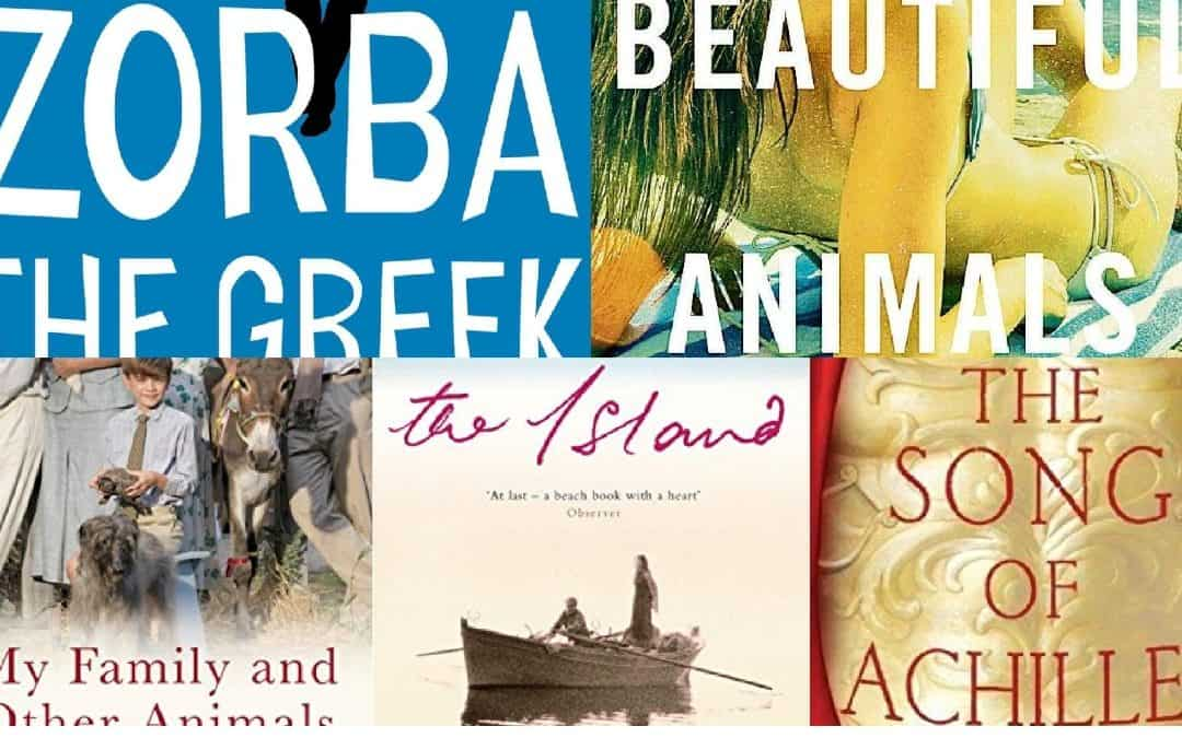novels set in greece