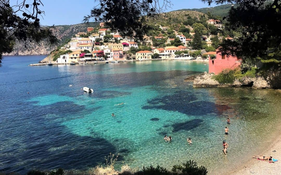 WHERE TO STAY IN KEFALONIA