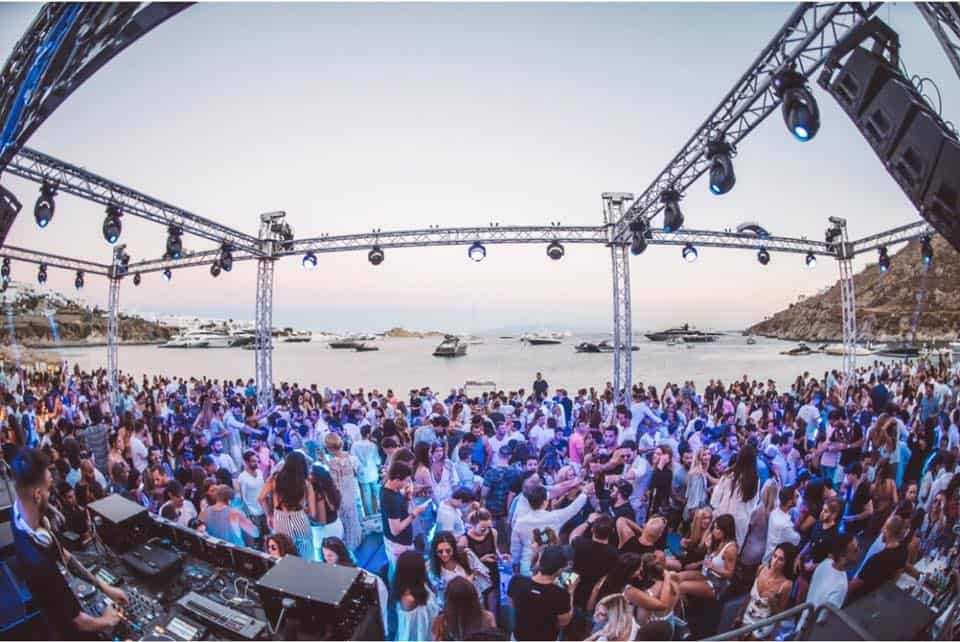 GREEK PARTY ISLANDS