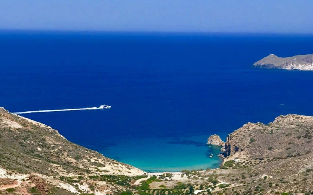 HOW TO GET TO MILOS