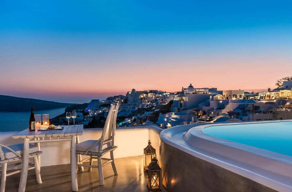 THE MOST INCREDIBLE OIA SANTORINI ACCOMMODATION!