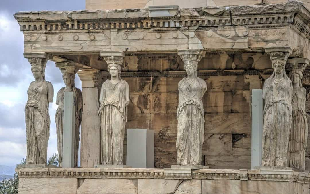 GREEK MYTHOLOGY PLACES TO VISIT IN GREECE