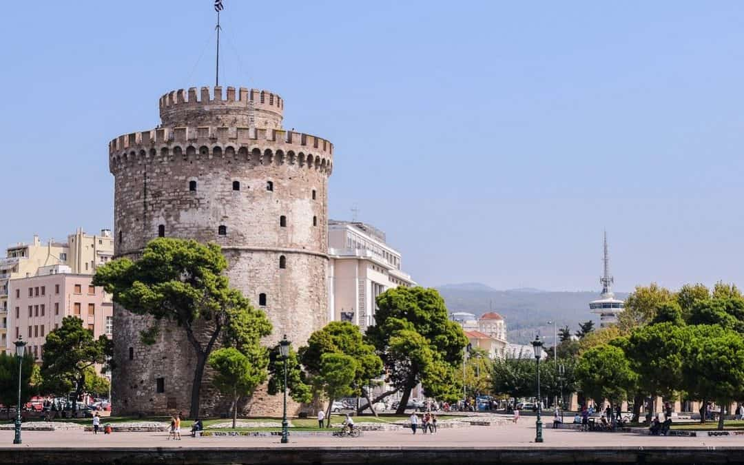 VISIT THE CITY OF GHOSTS : WHAT TO SEE IN THESSALONIKI