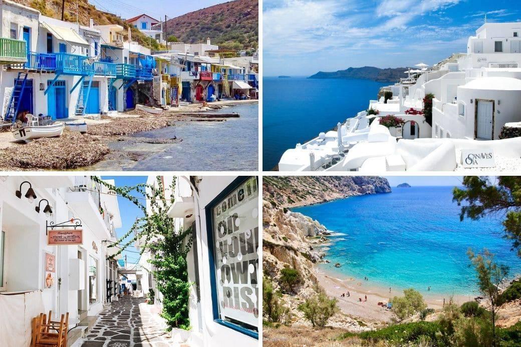 greek island for everyone