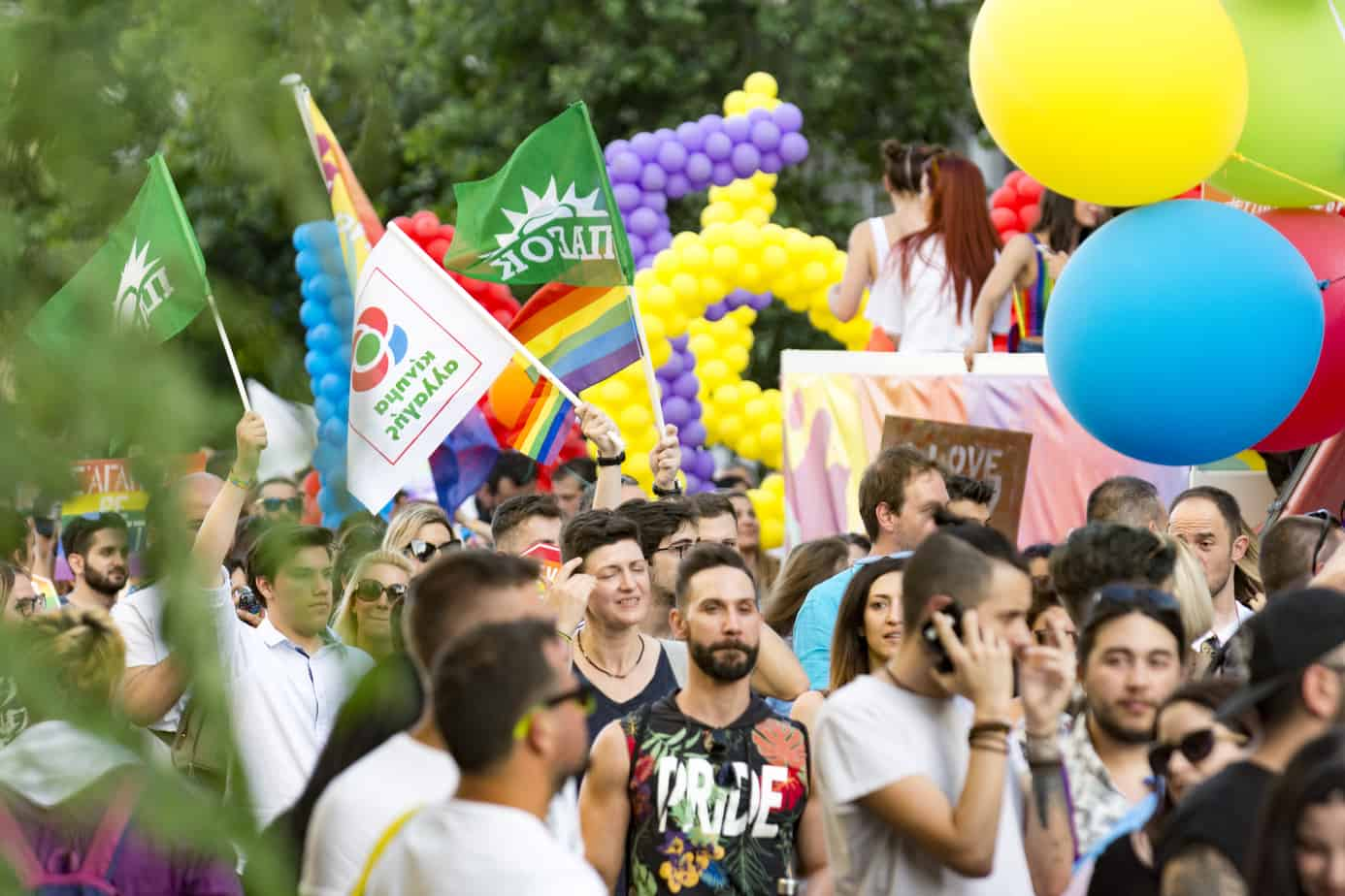 GAY ATHENS – A GUIDE TO THE GREEK CAPITAL FOR LGBTQIA2S+