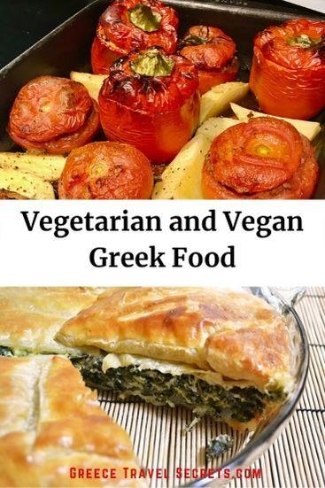 greek vegetarian food